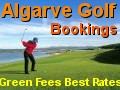 Booke here Algarve Tee Times at Best rates